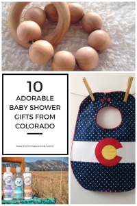 colorado baby shower gifts