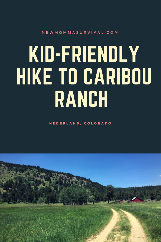 Caribou Ranch Open Space
