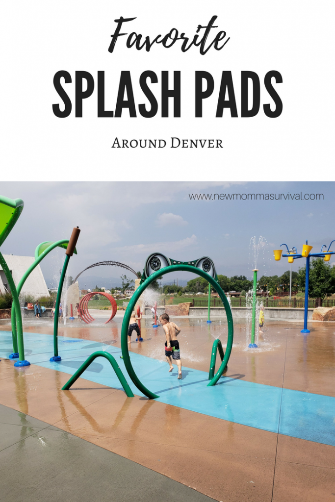 splashpads around denver