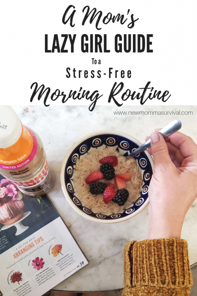 Stress-Free Morning Routine