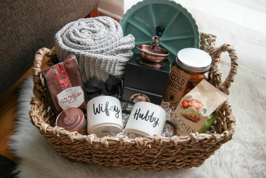 A Cozy Morning Gift Basket- A Perfect Gift For Newlyweds ...